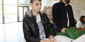 Diyarbakır'da engellilere verilen dini eğitim stantta anlatıldı