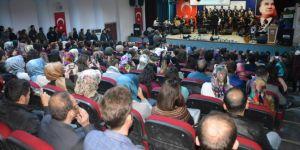 Öğretmenler gününde PKK tarafından katledilen öğretmenler anıldı