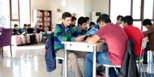 """Harran'da """"Kafe Kütüphane"""" açıldı"""