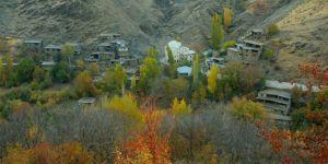 Bediüzzaman'ın köyünden sonbahar manzaraları