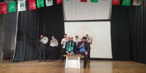 Hatay İskenderun'da Mevlid-i Nebi etkinliği düzenlendi