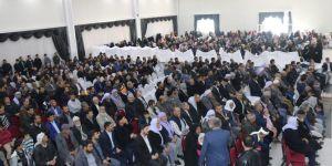 Ergani'de Mevlid-i Nebi etkinliği düzenlendi