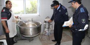 Gaziantep'te pide fırınları denetlendi