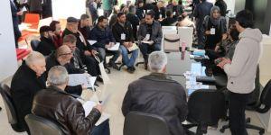 Suriyeli mülteciler meslek sahibi oluyor