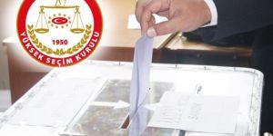 YSK Yasası'nda düzenleme yapılacak