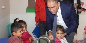 Aile ve sosyal politikalar Diyarbakır İl Müdürü Halit Açar'dan ev ziyaretleri