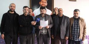 """Diyarbakır'daki STK'lardan """"Kudüs'e Sahip Çıkıyoruz"""" mitingine destek"""