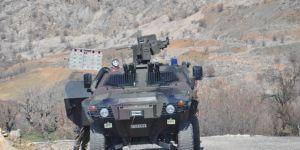 Saldırı hazırlığındaki PKK'li öldürüldü