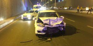 Diyarbakır Kantar'da kaza: 2 yaralı foto