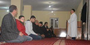 Kozluk'ta 'Sabah Namazı' buluşması