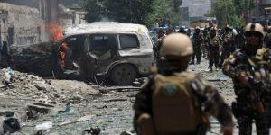 Afganistan'ın başkenti Kabil'de bombalı saldırı: 48 ölü
