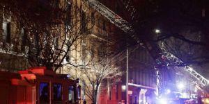 ABD'de yangın: 12 ölü, 15 yaralı