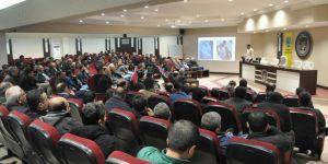 Batman'da Belediye personeline 'Narkorehber Eğitim Modülü' semineri