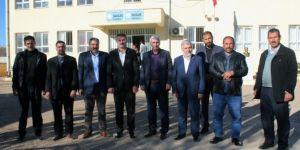 HÜDA PAR'dan Hacılar Köyüne ziyaret