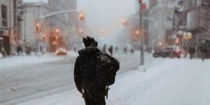 ABD'de aşırı soğuklar nedeniyle 16 kişi öldü