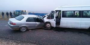 Çınar'daki kazada yaralanan kadının hayatını kaybettiği iddiaları yalanlandı