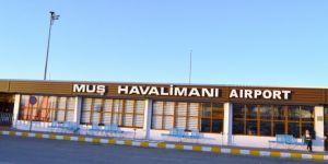 Firari emniyet müdürü sahte kimlikle Muş Havalimanında yakalandı