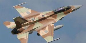 Siyonistler Suriye topraklarına saldırdı