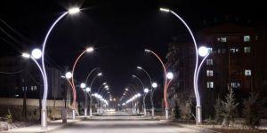 Şelale Caddesi Yeni Görüntüsüne Kavuştu