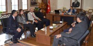 Kozluk'ta ilçe av komisyonu toplantısı yapıldı