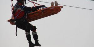 Diyarbakır AFAD ekinine ağır ve öncü kurtarma sertifikası verildi