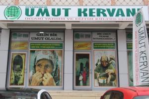 Diyarbakır Umut Kervanı 2017 yılında bir milyon 128 bin TL yardım yaptı