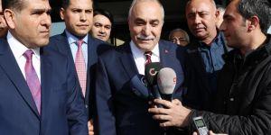 Bakan Fakıbaba: Tarımsal kuraklık endişesi yok