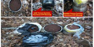 Lice'de 18 sığınak ve 6 patlayıcı düzeneği tahrip edildi