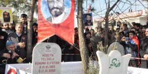 Hüseyin Velioğlu memorializes in the 18th year of his martyrdom