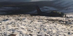 Military plane crashes in Turkiye: 3 soldiers lost their lives
