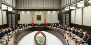 NSC statement: A terrorist army will not be allowed right beside its border