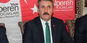 """""""Terörle mücadelede kararlar alınırken bölge insanı muhatap alınmalı"""""""