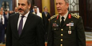 Turkish Chief of Staff Akar and MIT Secretariat Fidan to Russia