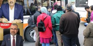 """""""Halkın 'Pembe Otobüs ve Tramvay' talebi dikkate alınmalı"""""""