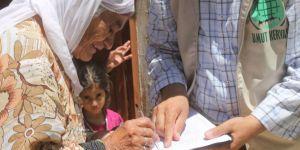 Kızıltepe Umut Kervanı 2017 yılı faaliyet raporunu açıkladı