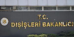 Türkiye Kabil'de meydana gelen saldırıyı kınadı