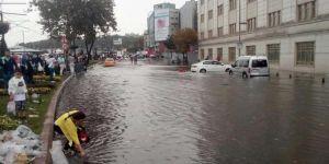 Trakya'da sel uyarısı