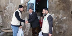 Umut Kervanı Bitlis'teki yıllık faaliyet raporunu paylaştı