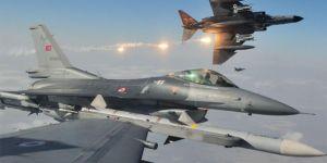 TSK: 47 hedef 32 uçakla imha edildi