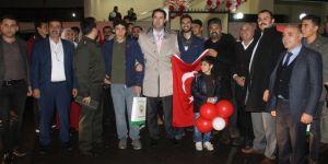 Bismil Belediyesi asker adayları için gece şöleni düzenledi