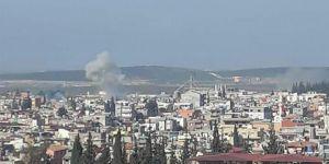 Reyhanlı'ya 3 roket daha atıldı: Bir yaralı