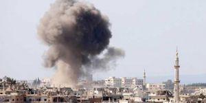Suriye rejimi İdlib'e saldırdı: 20 sivil öldü