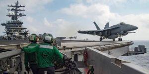 ABD Esed rejimi güçlerini vurdu: 100'den fazla ölü