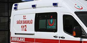 Kahramanmaraş'ta minibüs kamyona çarptı: 8 ölü