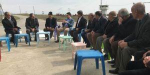 Kozluk Kaymakamı Osman Bilici'den köy ziyareti