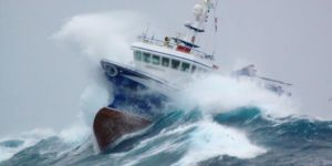 Batı ve Orta Akdeniz'de fırtına uyarısı
