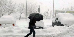 4 il için yoğun kar yağışı uyarısı