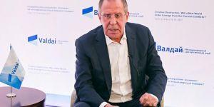 Lavrov: Suriye'de paralı askerler savaşıyor