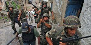 Rio de Janeiro'dan ordu sorumlu olacak