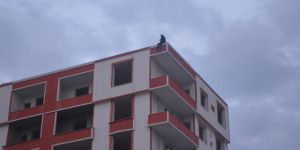 Kozluk'ta intihar girişimi